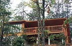 Amanda's Hide-A-Way log cabin rentals gatlinburg