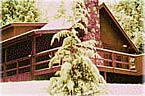 The Carpenter's Cabin log cabin rentals gatlinburg